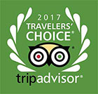2017 Traveler Choice Award